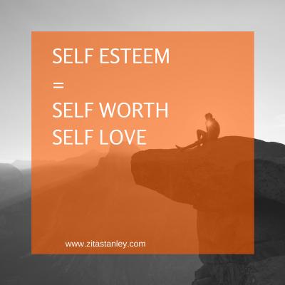 self esteem equals self worth