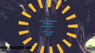 hold on or let go anger